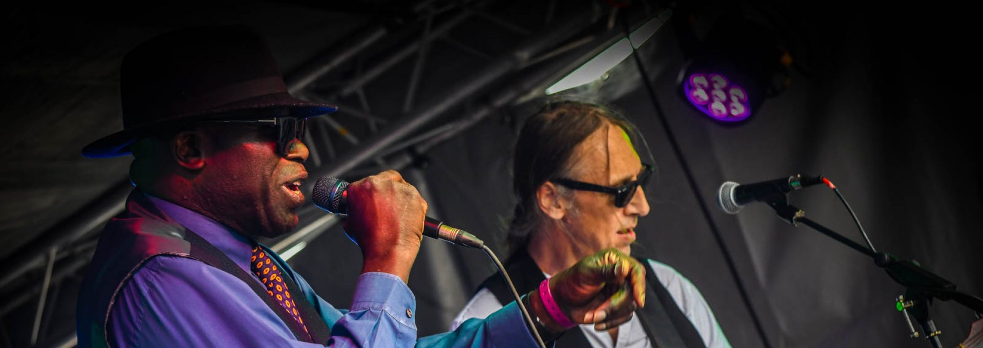The George Jack Band : Authentic Blues, Soul and Reggae
